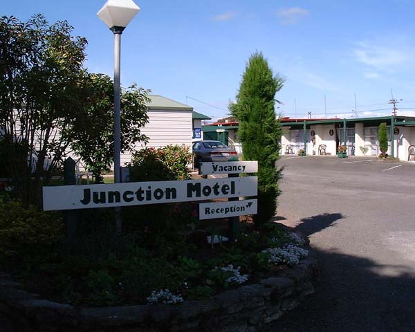 junction-motels Logo