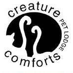 Creature Comforts Pet Lodge Logo