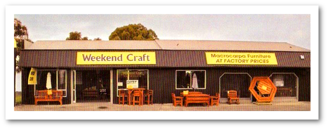 Weekend Craft Shop